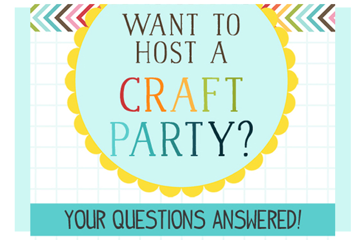 Hosting a craft night, everything you need to know