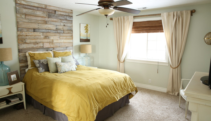 High Style, Low Budget- 5 Room Makeovers