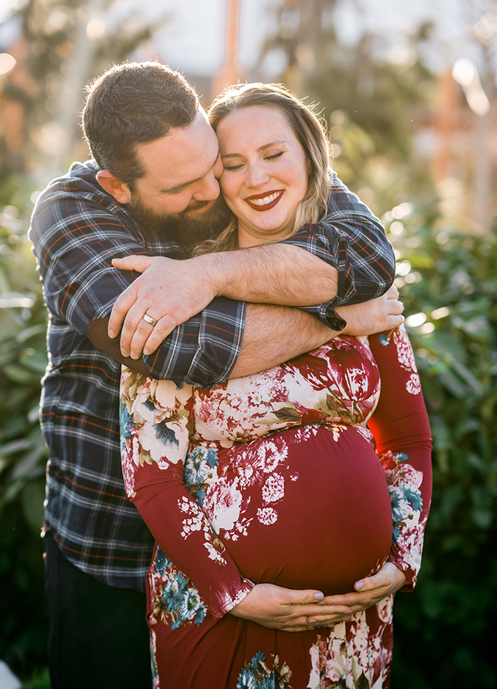 Maternity Photo Shoot with Pocketful of Paint and Jordan Bree Photography