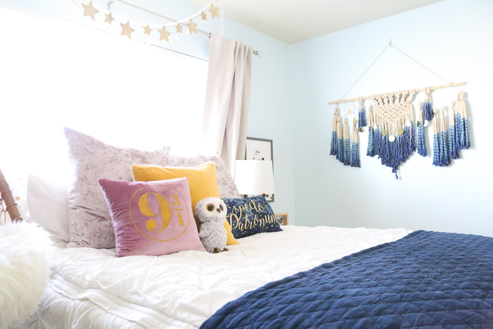 Harry Potter Tween Room by Pocketful of Paint
