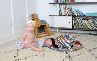Swaddle Blankets, Out Takes, and A Giveaway